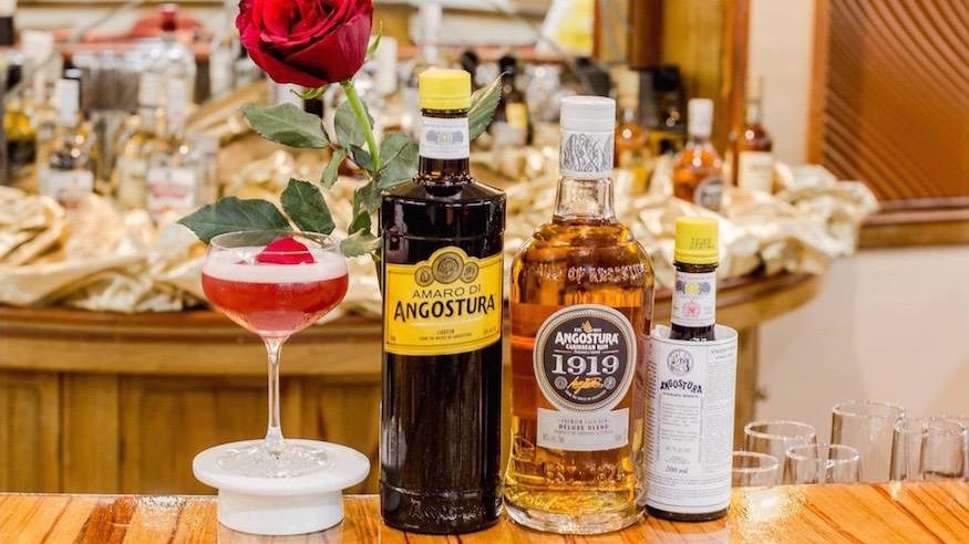 Angostura Range Trinidad and Tobago Rum Bitters Amaro