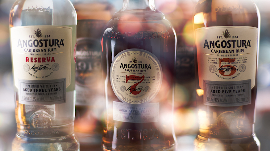 Angostura Rum Reserva 7 years old 5 years old