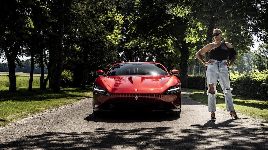 La Nuova Dolce Vita: Ferrari Roma Fahrerlebnis